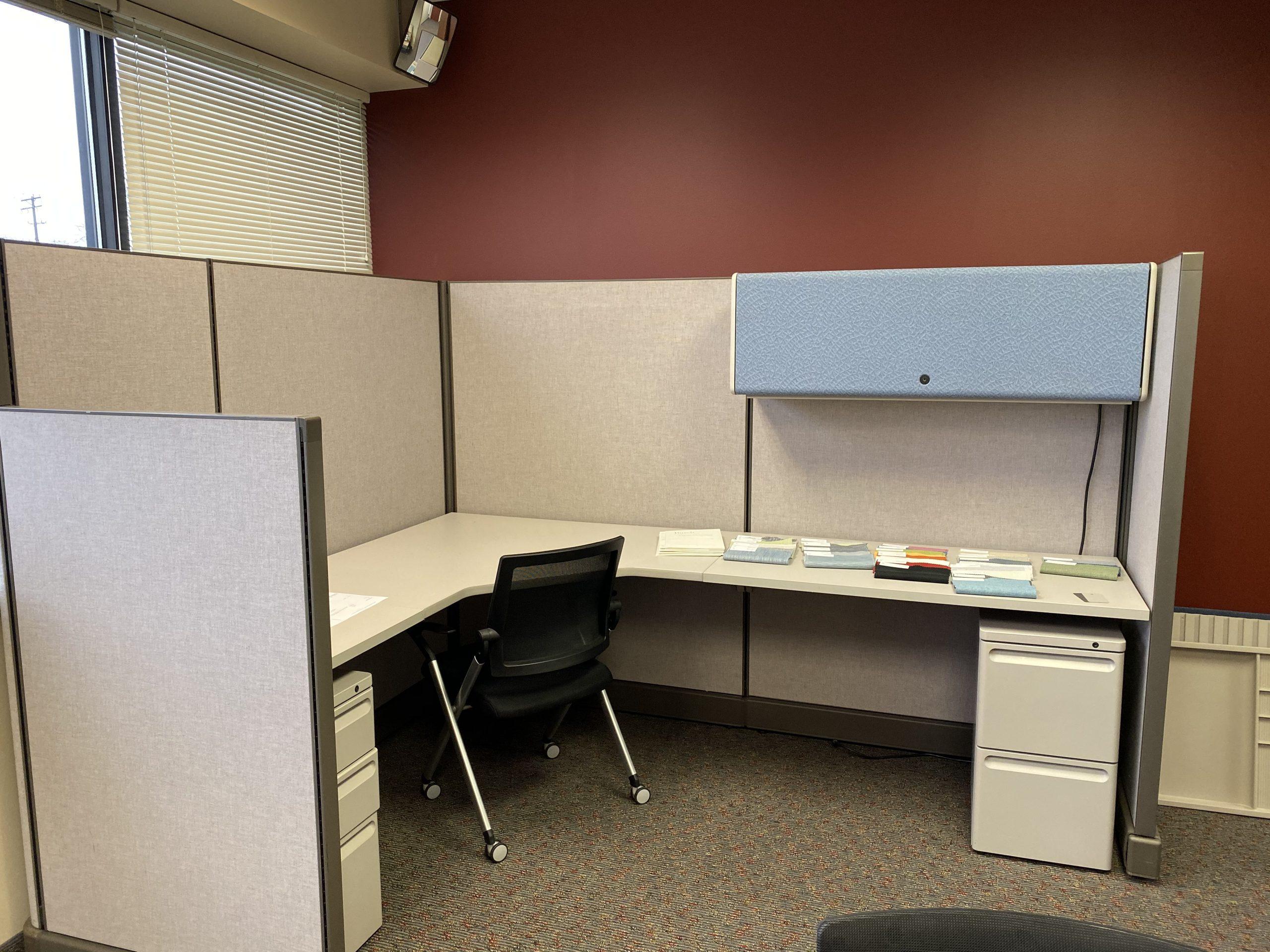 Medtone Trim, Intertone Light Storage, Desk Tops